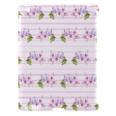 Floral Pattern Apple Ipad 3/4 Hardshell Case (compatible With Smart Cover) by SuperPatterns