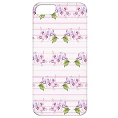 Floral Pattern Apple Iphone 5 Classic Hardshell Case by SuperPatterns
