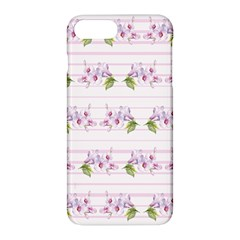 Floral Pattern Apple Iphone 7 Plus Hardshell Case by SuperPatterns