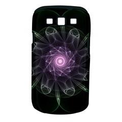 Mandala Fractal Light Light Fractal Samsung Galaxy S Iii Classic Hardshell Case (pc+silicone) by Celenk