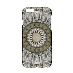 Mandala Sand Color Seamless Tile Apple Iphone 6/6s Hardshell Case by Celenk