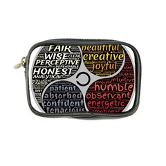 Person Character Characteristics Coin Purse by Celenk