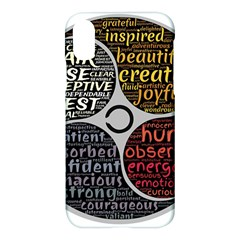 Person Character Characteristics Apple Iphone X Hardshell Case
