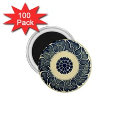 Background Vintage Japanese 1 75  Magnets (100 Pack)  by Celenk