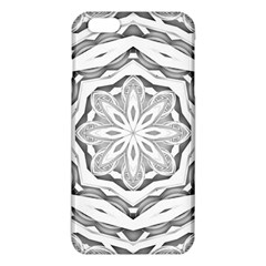 Mandala Pattern Floral Iphone 6 Plus/6s Plus Tpu Case by Celenk