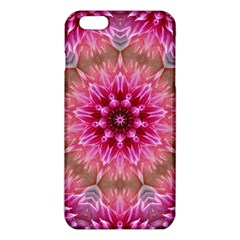 Flower Mandala Art Pink Abstract Iphone 6 Plus/6s Plus Tpu Case by Celenk