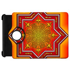 Mandala Zen Meditation Spiritual Kindle Fire Hd 7  by Celenk