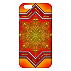 Mandala Zen Meditation Spiritual Iphone 6 Plus/6s Plus Tpu Case by Celenk