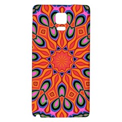 Abstract Art Abstract Background Galaxy Note 4 Back Case by Celenk