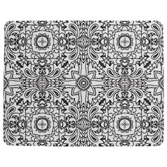 Mandala Pattern Line Art Jigsaw Puzzle Photo Stand (rectangular) by Celenk
