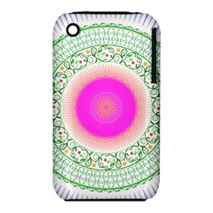 Flower Abstract Floral Iphone 3s/3gs by Celenk