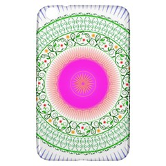 Flower Abstract Floral Samsung Galaxy Tab 3 (8 ) T3100 Hardshell Case