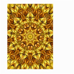 Abstract Antique Art Background Large Garden Flag (two Sides) by Celenk