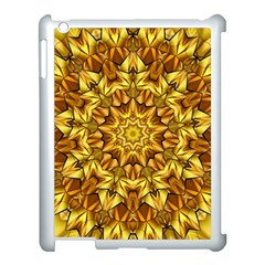 Abstract Antique Art Background Apple Ipad 3/4 Case (white) by Celenk