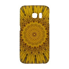 Pattern Petals Pipes Plants Galaxy S6 Edge by Celenk