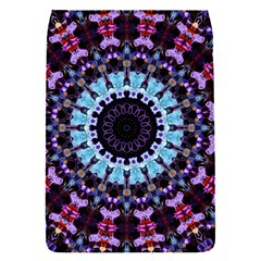 Kaleidoscope Shape Abstract Design Flap Covers (s)  by Celenk