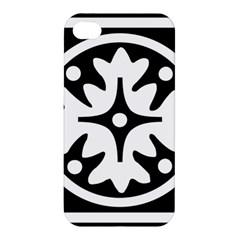 Mandala Pattern Mystical Apple Iphone 4/4s Hardshell Case by Celenk