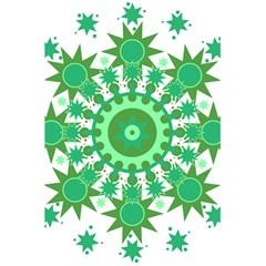 Mandala Geometric Pattern Shapes 5 5  X 8 5  Notebooks by Celenk