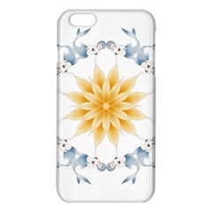 Mandala Mermaid Lake Rose Swimmers Iphone 6 Plus/6s Plus Tpu Case by Celenk