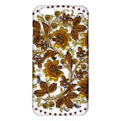 Mandala Metallizer Art Factory Iphone 6 Plus/6s Plus Tpu Case by Celenk