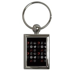 Twenty One Pilots Key Chains (rectangle)  by Onesevenart