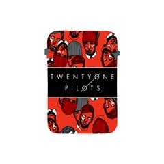 Twenty One Pilots Pattern Apple Ipad Mini Protective Soft Cases by Onesevenart