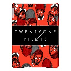 Twenty One Pilots Pattern Ipad Air Hardshell Cases by Onesevenart