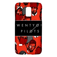 Twenty One Pilots Pattern Galaxy S5 Mini by Onesevenart
