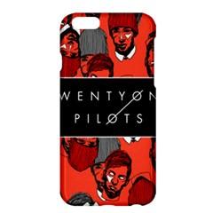 Twenty One Pilots Pattern Apple Iphone 6 Plus/6s Plus Hardshell Case by Onesevenart