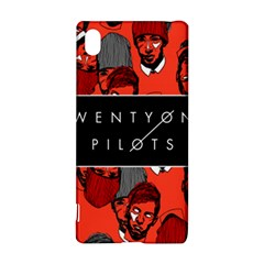 Twenty One Pilots Pattern Sony Xperia Z3+ by Onesevenart
