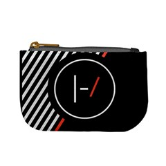 Twenty One Pilots Poster Mini Coin Purses by Onesevenart