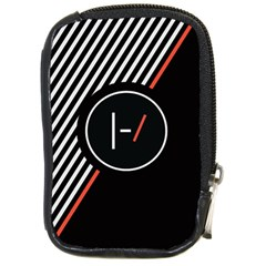 Twenty One Pilots Poster Compact Camera Cases by Onesevenart