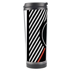 Twenty One Pilots Poster Travel Tumbler by Onesevenart