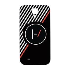 Twenty One Pilots Poster Samsung Galaxy S4 I9500/i9505  Hardshell Back Case by Onesevenart