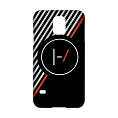 Twenty One Pilots Poster Samsung Galaxy S5 Hardshell Case  by Onesevenart