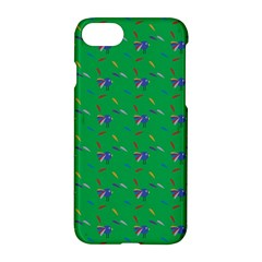 Bird Blue Feathers Wing Beak Apple Iphone 7 Hardshell Case by Celenk