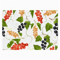 Juicy Currants Large Glasses Cloth by TKKdesignsCo