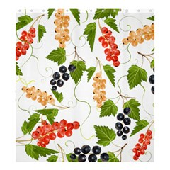 Juicy Currants Shower Curtain 66  X 72  (large)  by TKKdesignsCo