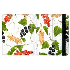 Juicy Currants Apple Ipad 3/4 Flip Case by TKKdesignsCo