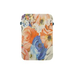 Texture Fabric Textile Detail Apple Ipad Mini Protective Soft Cases by Celenk