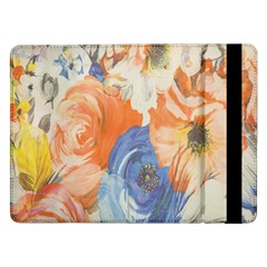 Texture Fabric Textile Detail Samsung Galaxy Tab Pro 12 2  Flip Case by Celenk