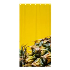 Pineapple Raw Sweet Tropical Food Shower Curtain 36  X 72  (stall)  by Celenk