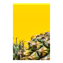 Pineapple Raw Sweet Tropical Food Shower Curtain 48  X 72  (small)  by Celenk