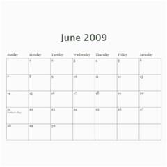 Girls Calender By Joyfulviktory   Wall Calendar 11  X 8 5  (12 Months)   5z214v4bvaiv   Www Artscow Com Jun 2009