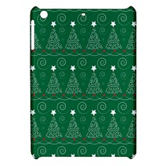 Christmas Tree Holiday Star Apple Ipad Mini Hardshell Case by Celenk
