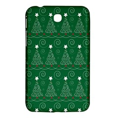 Christmas Tree Holiday Star Samsung Galaxy Tab 3 (7 ) P3200 Hardshell Case  by Celenk