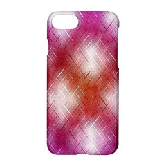 Background Texture Pattern 3d Apple Iphone 8 Hardshell Case