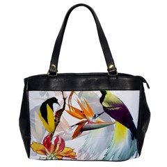 Birds Of Paradise Office Handbags by TKKdesignsCo