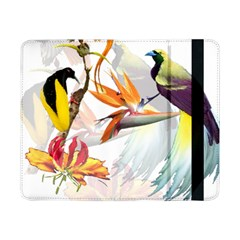 Birds Of Paradise Samsung Galaxy Tab Pro 8 4  Flip Case by TKKdesignsCo