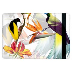Birds Of Paradise Ipad Air Flip by TKKdesignsCo